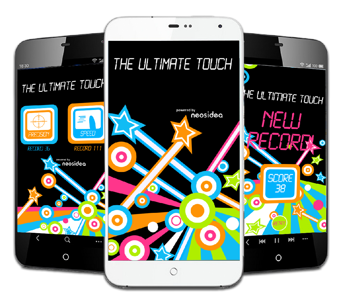 The Ultimate Touch arcade game per smartphone e tablet