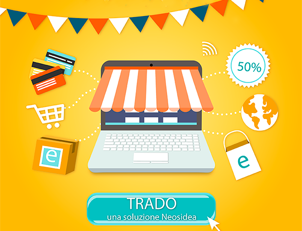 TRADO, il vero e-commerce pronto all'uso.
